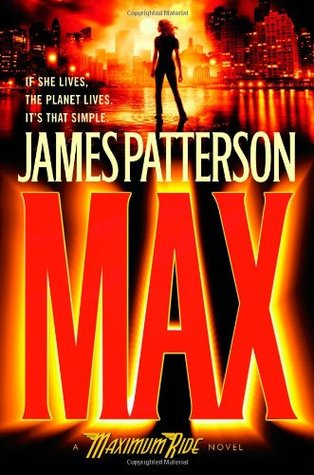MAX, James Patterson
