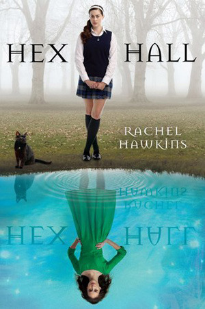 Hex Hall Book and Demonglass