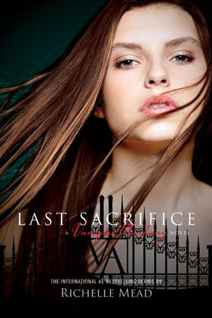 Last Sacrifice, Richelle Mead