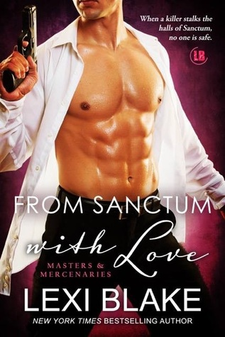 From Sanctum with Love (Masters and Mercenaries, #10)