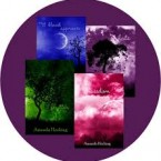 My Blood Approves (Books 1-4), Amanda Hocking