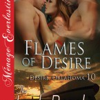 Flames of Desire, Leah Brooke