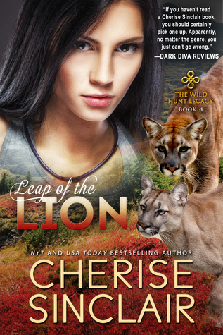 Leap of the Lion, Cherise Sinclair